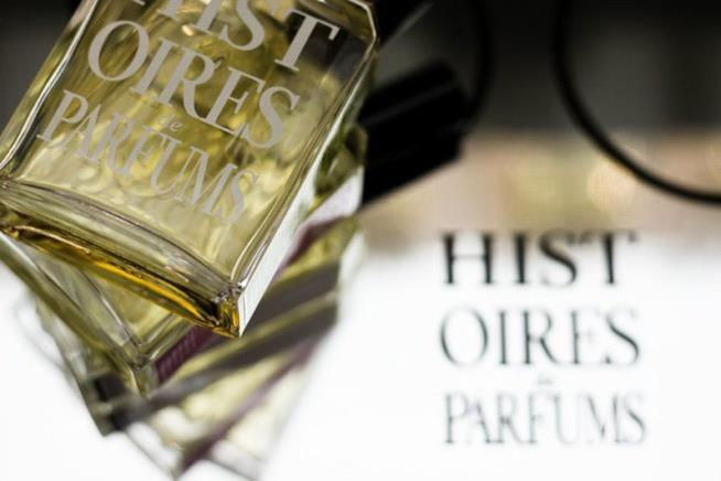 Petroleum Histoires de Parfums profumo al petrolio