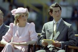 Lady Diana e il Principe Carlo