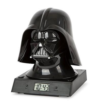 Orologio Proiettore Darth Vader