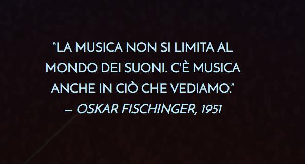 Citazione di Oskar Fischinger
