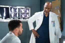 James Pickens Jr. interpreta Richard Webber in Grey's Anatomy