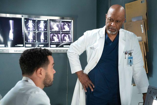 James Pickens Jr. interpreta Richard Webber in Grey's Anatomy