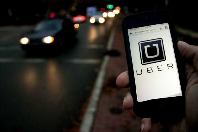 Un cliente chiama Uber