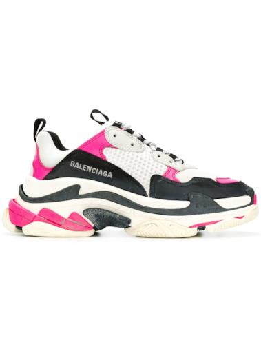 balenciaga scarpe  Balenciaga Triple S: le sneakers da avere subito