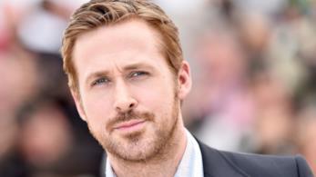 Ryan Gosling in primo piano