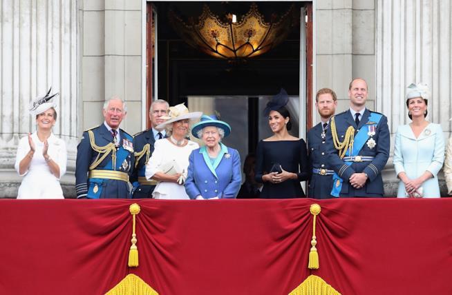 Le foto ufficiali per i 70 anni del principe Carlo