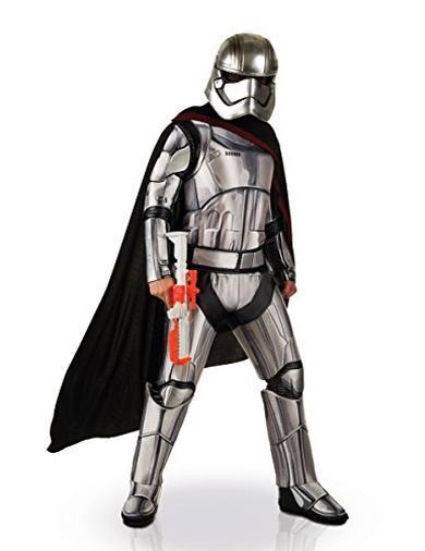 Costume Captain Phasma - Star Wars
