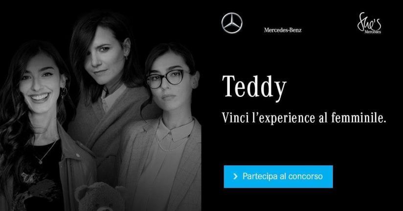 Vinci subito l'experience al femminile targata FoxLife e Mercedes Benz