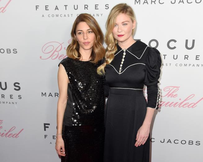 Sofia Coppola ha diretto Kirsten Dunst in Marie Antoinette