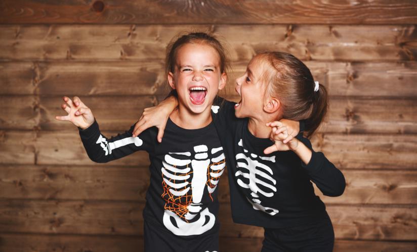 9b6ffe12fc53 Come vestire i bambini a Halloween: ecco i costumi