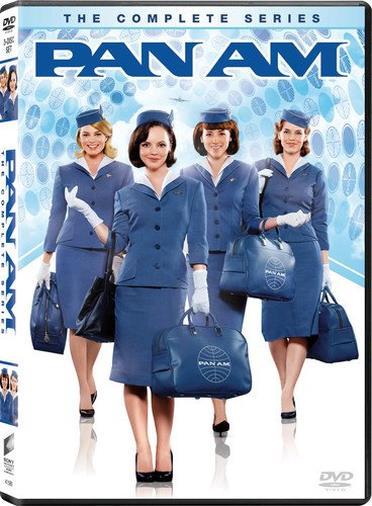 Cofanetto DVD di Pan Am - Season 1