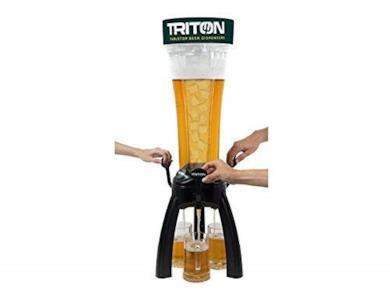 Zapftower - Torre da birra con sistema di raffreddamento