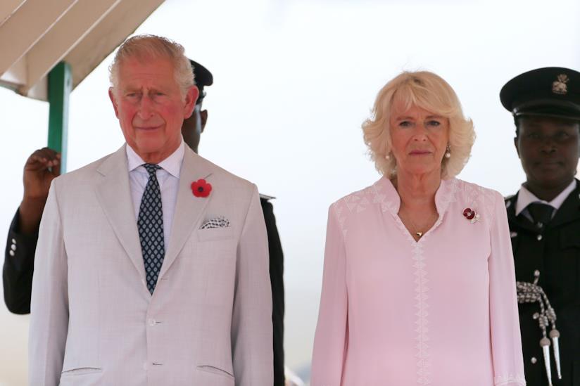 Carlo e Camilla