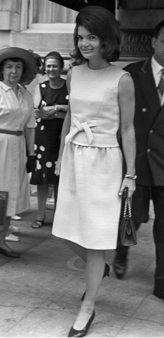 Lo stile ammiratissimo di Jackie Kennedy