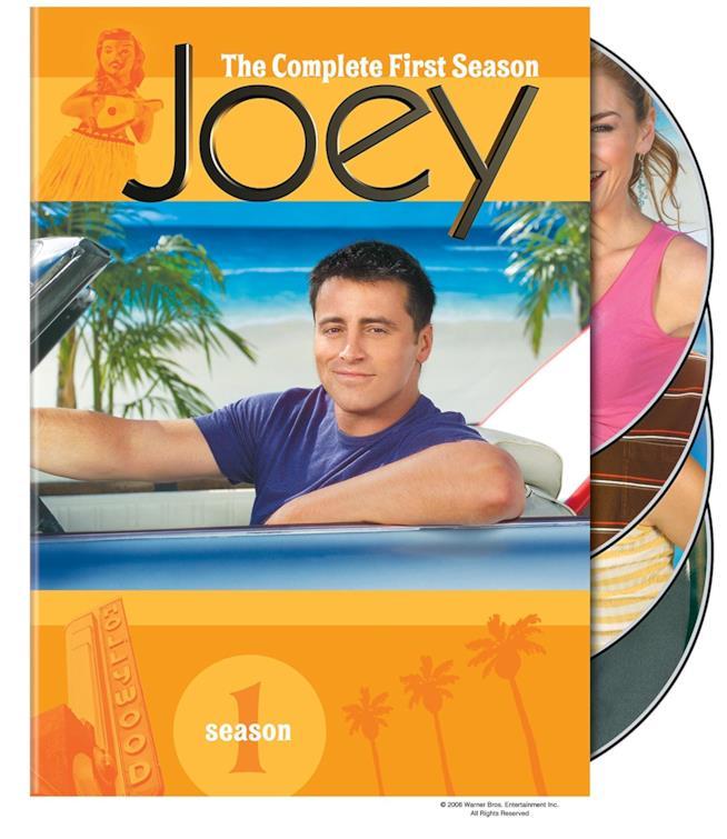 Cofanetto DVD di Joey - Stagione 1