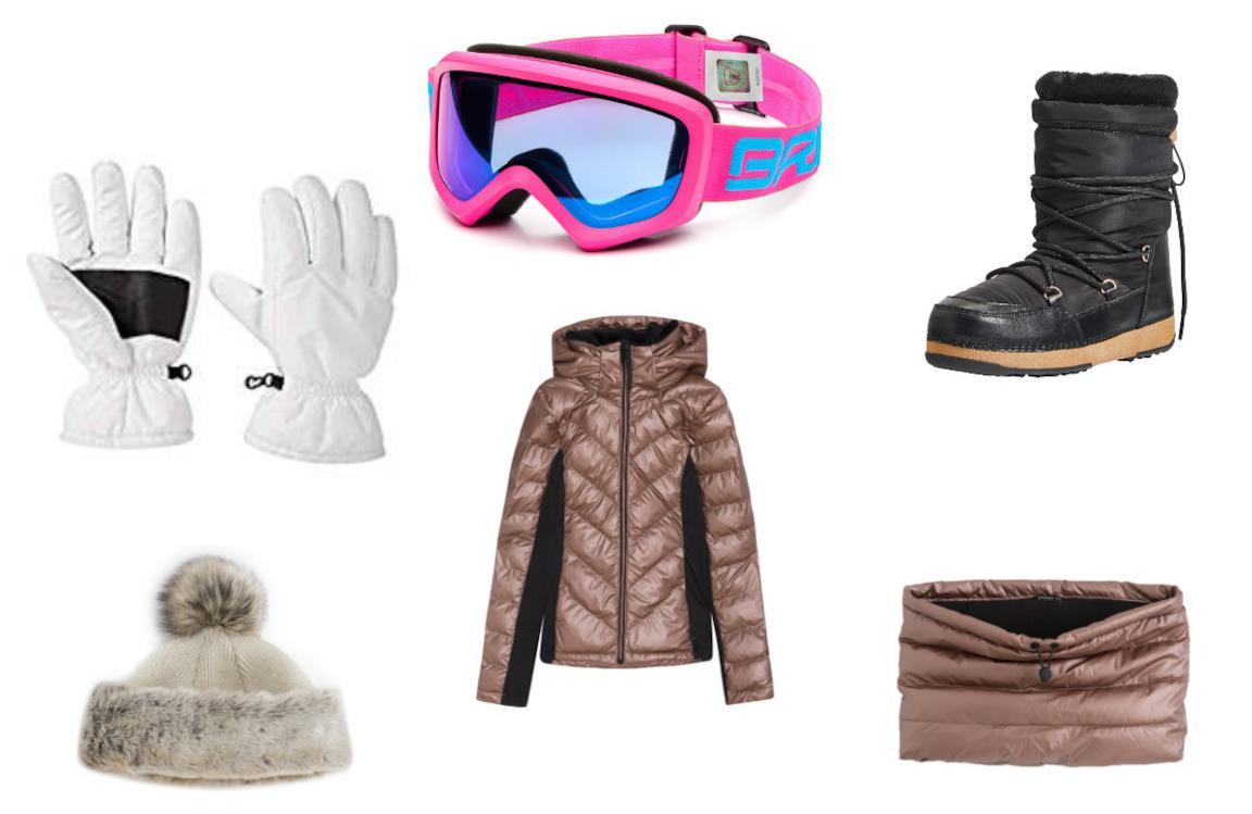 5e67096f54e448 Abbigliamento sci inverno 2018: capi da donna per un outfit completo