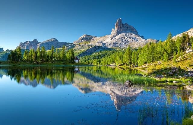 Lago Federa, Dolomiti