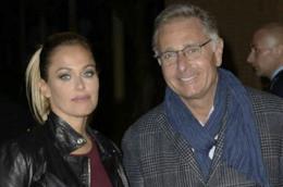 La coppia Paolo Bonolis e Sonia Bruganelli
