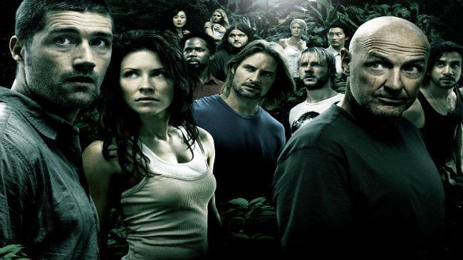 Il cast della serie TV Lost