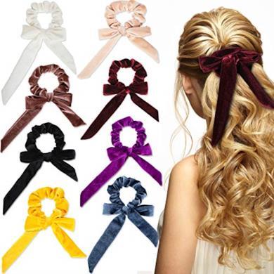Fiocco elastico capelli