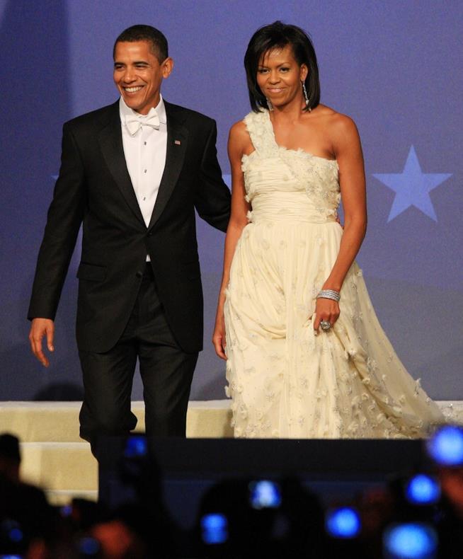 Barack e Michelle Obama nel 2009