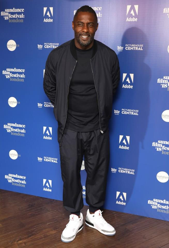 Idris Elba al Sundance 2018