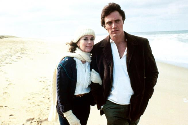 Christopher Walken e Natalie Wood
