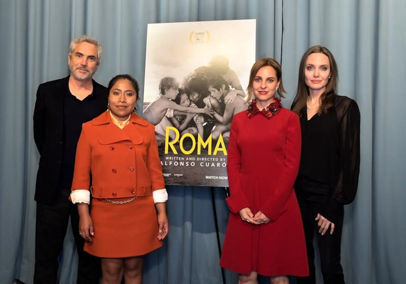 Première del film Roma