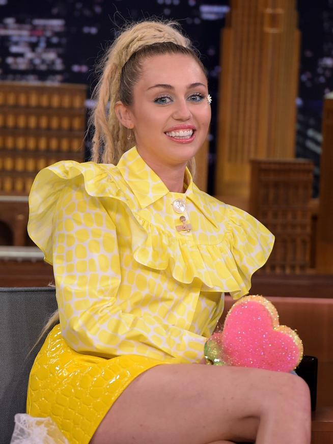 Miley Cyrus in TV