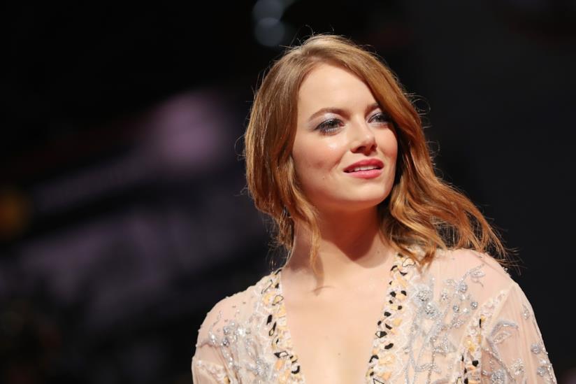Emma Stone a Venezia 75 con il film La favorita