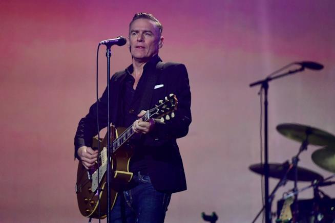 Bryan Adams in concerto
