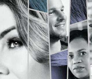 Grey's Anatomy 14: il poster