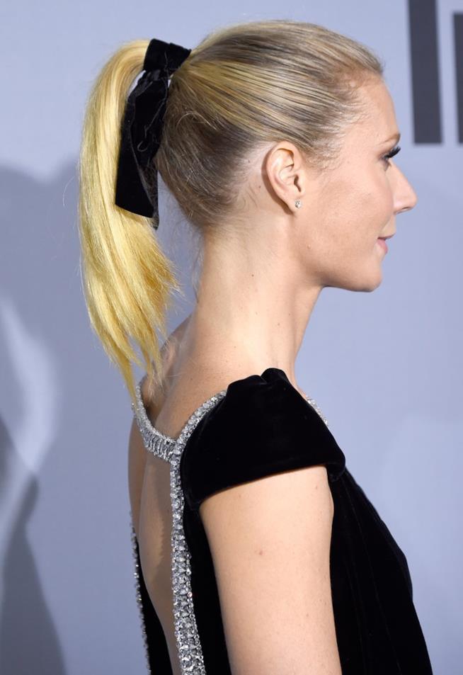 Una coda di Gwyneth Paltrow