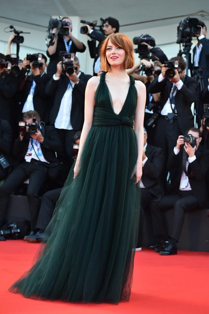 Emma Stone a Venezia nel 2014