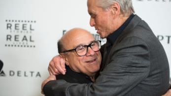 Michael Douglas e Danny De Vito