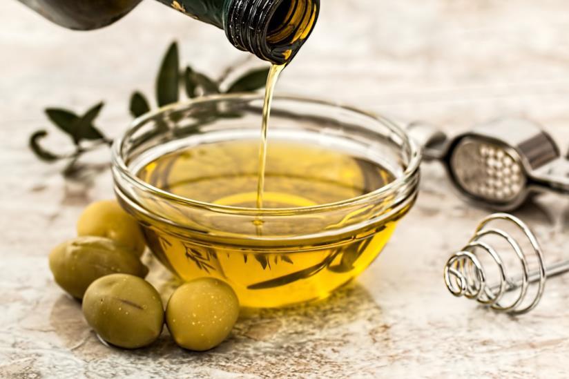 Olio d'oliva tollerato nello svezzamento