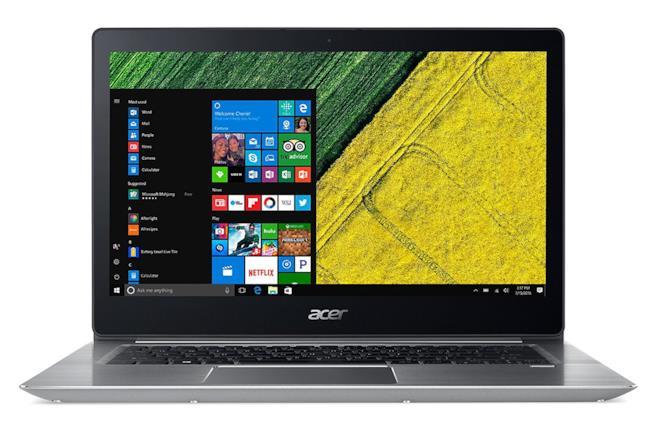Il portatile di Acer Swift 3