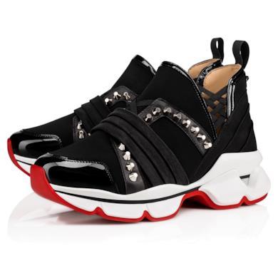 finest selection 3bce5 d6f0e Le nuove Sneakers Louboutin con suola rossa