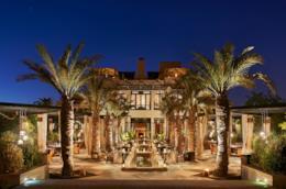Esterno del Four Season Marrakech