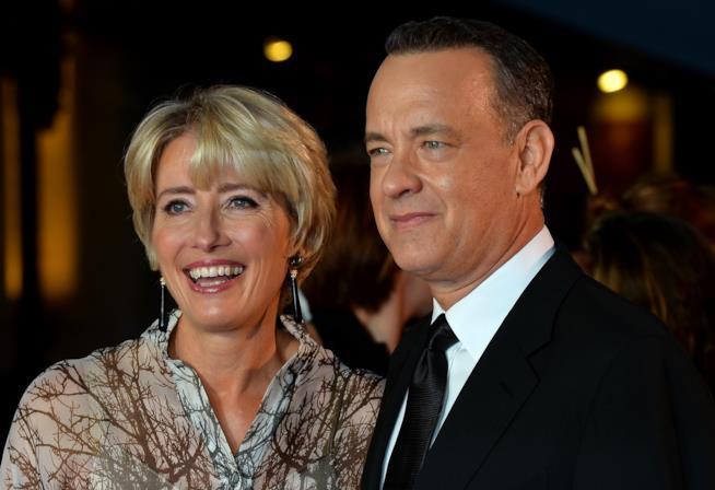 Emma Thompson e Tom Hanks