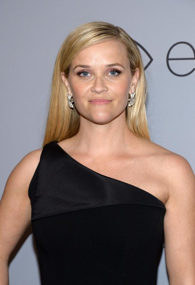 Reese Witherspoon ai Golden Globes in primo piano