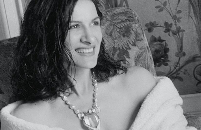 Paloma Picasso attrice per Racconti Immorali