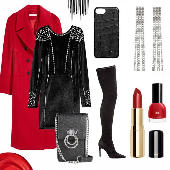 Come vestirsi bene a Capodanno spendendo poco da H&M