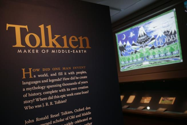 Tolkien: Maker of Middle-earth, la mostra a Oxford