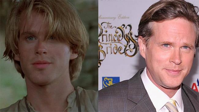 L'attore Cary Elwes