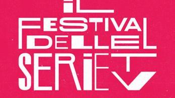 Un particolare del poster per il Festival delle serie TV 2018