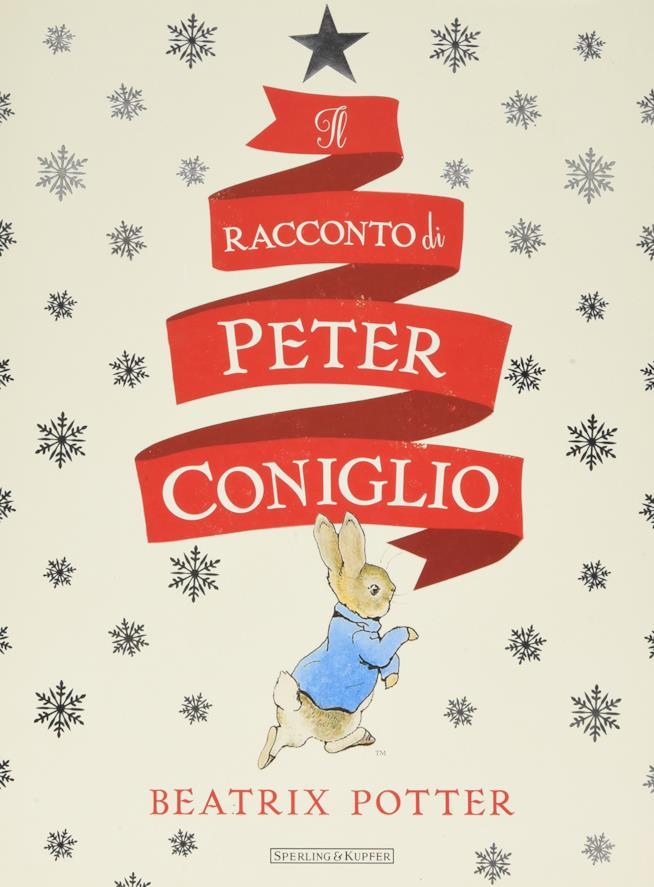 la copertina del libro Il racconto di Peter Coniglio