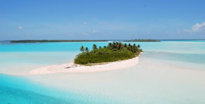 San Valentino in Polinesia: ecco l'atollo di Tetiaroa