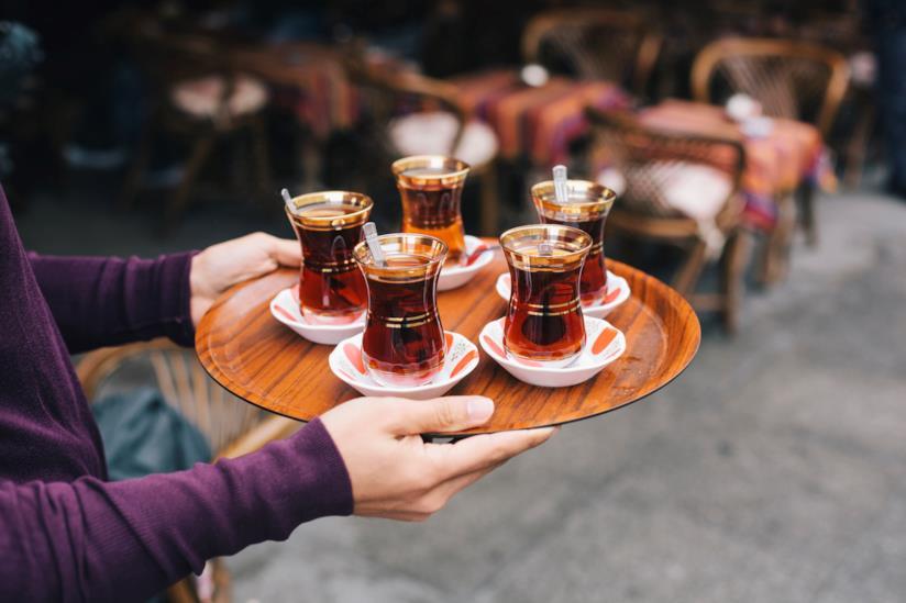 La bevanda tipica della Turchia: il tè alla mela