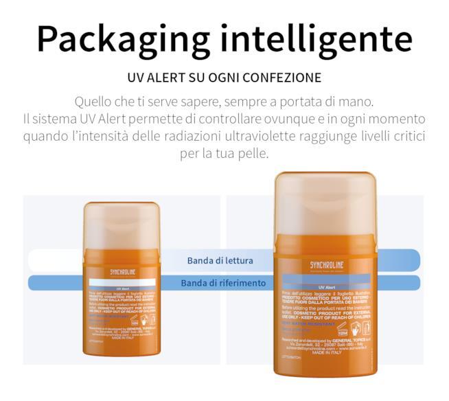 Creme UV Alert